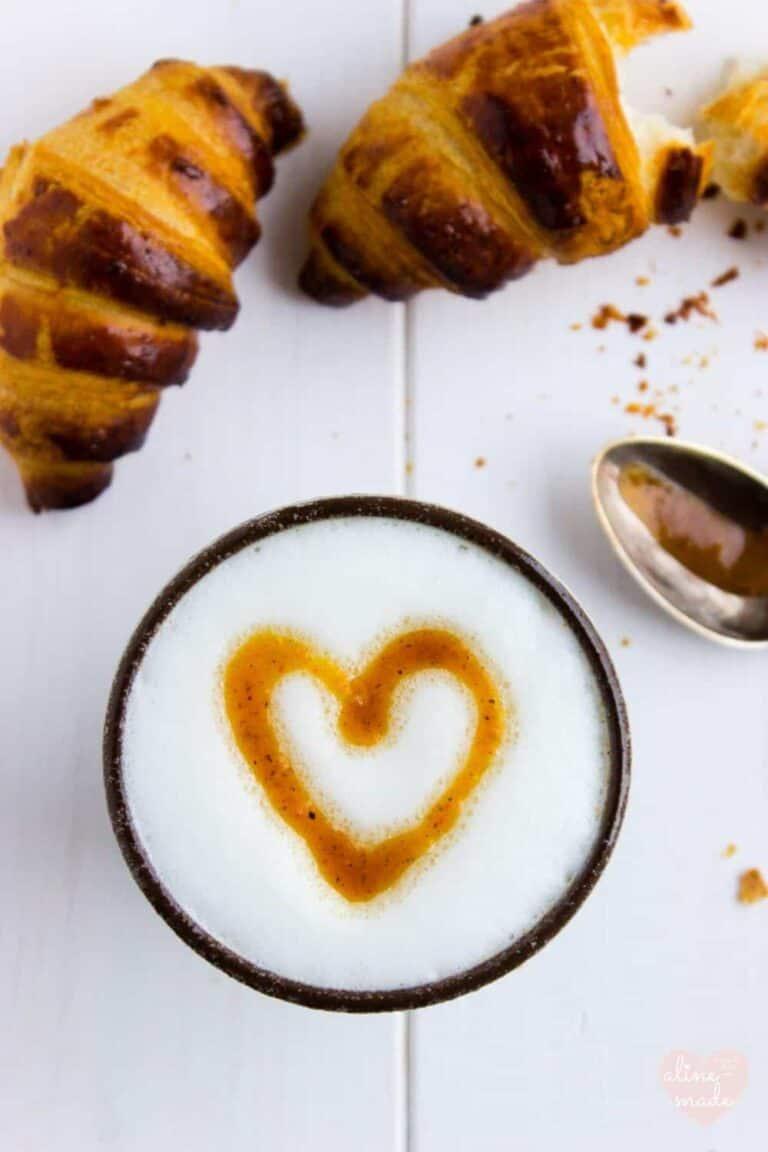 Pumpkin Spice Syrup & Pumpkin Spice Latte