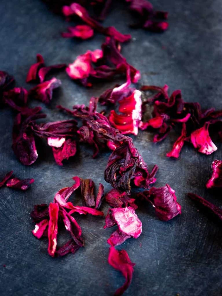 Flor de Jamaica - Dried Hibiscus Flowers