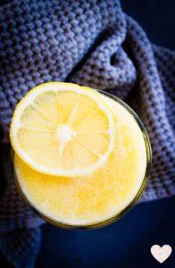 Simply Mango Lemonade