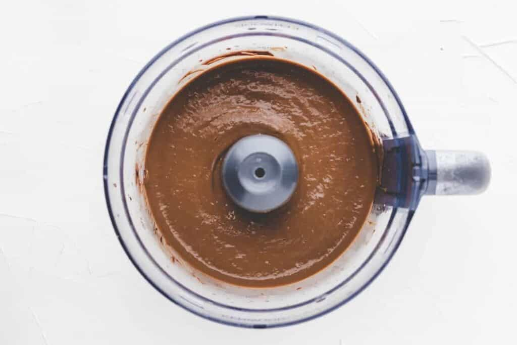 avocado chocolate mousse recipe step 2