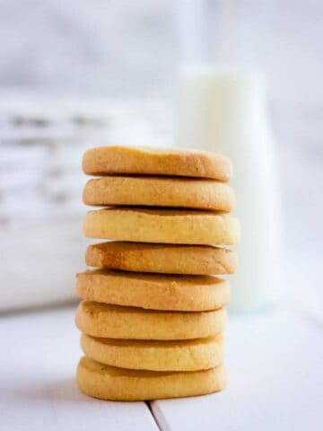 Basic Butter Cookies Recipe