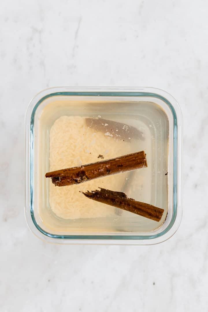 horchata recipe step 1