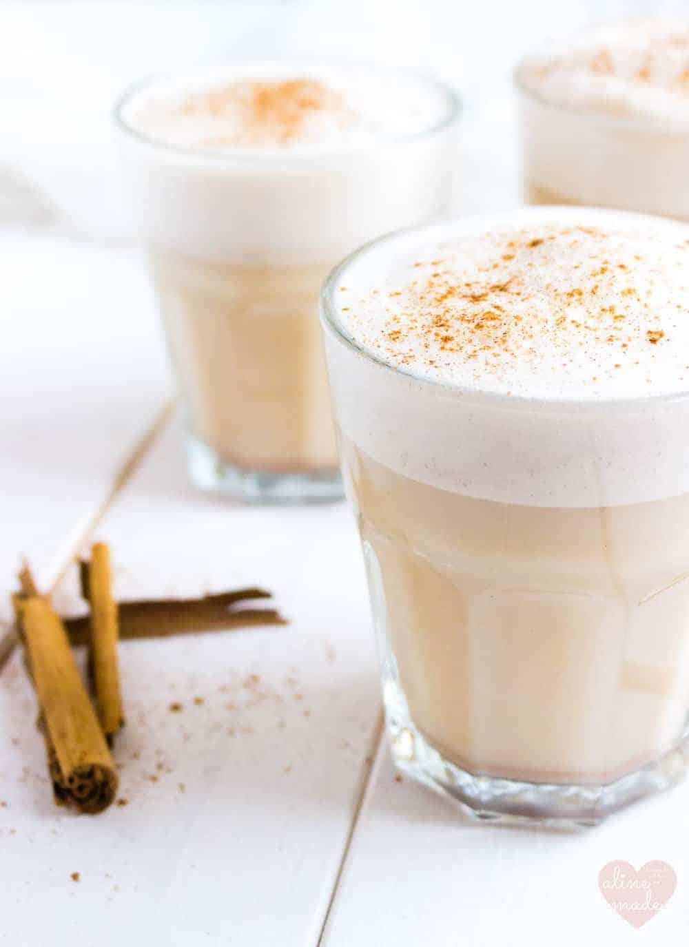 Vegan Horchata Recipe With Almond Milk