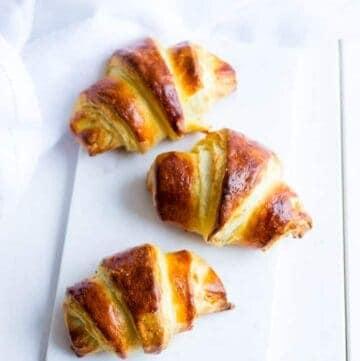 Basic Croissant Recipe