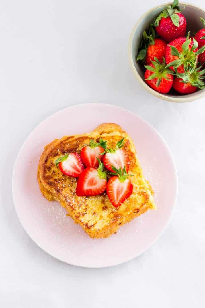 Brioche French Toast   Aline Made