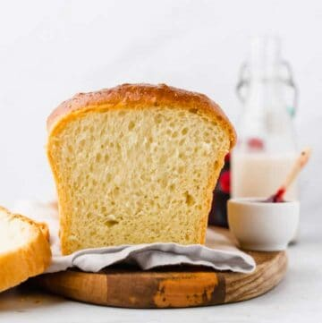 French Brioche Bread-1