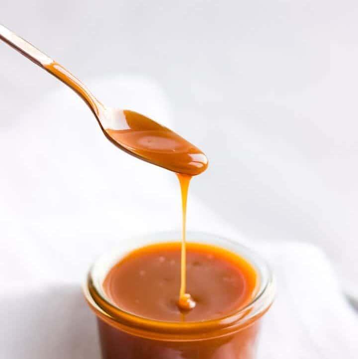 Salted Caramel Sauce | Aline Made