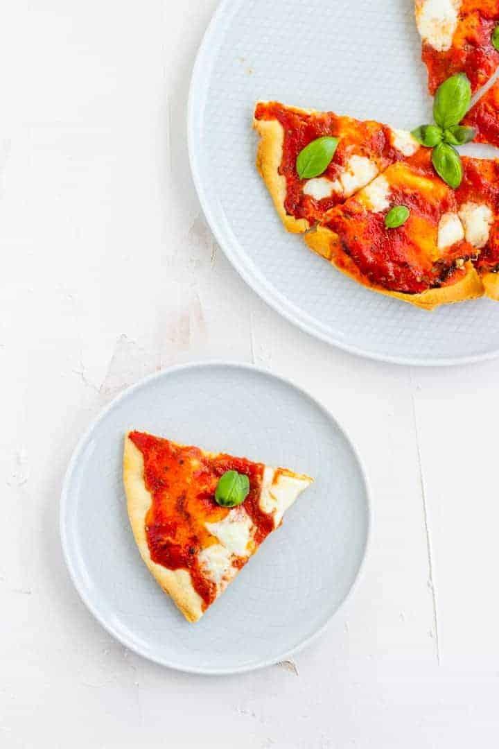 Perfect Homemade Pizza Recipe | Aline Made
