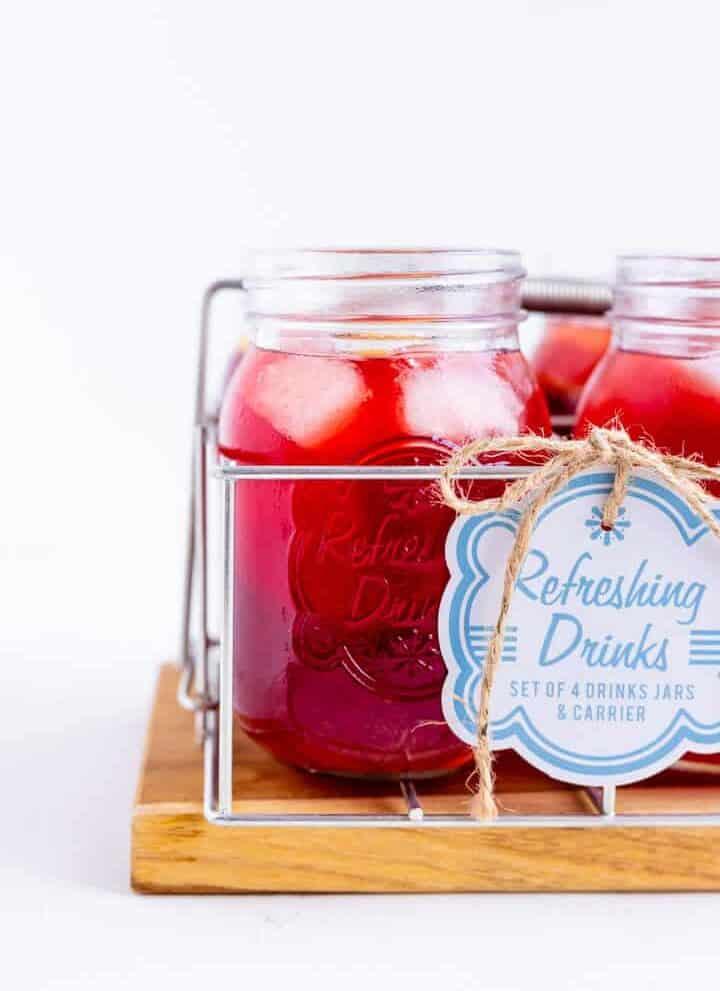 Homemade Iced Tea | Aline Made
