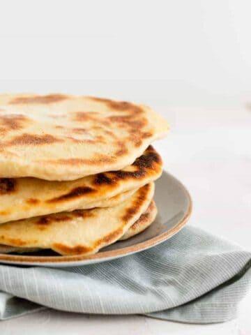 Pita Brot Rezept