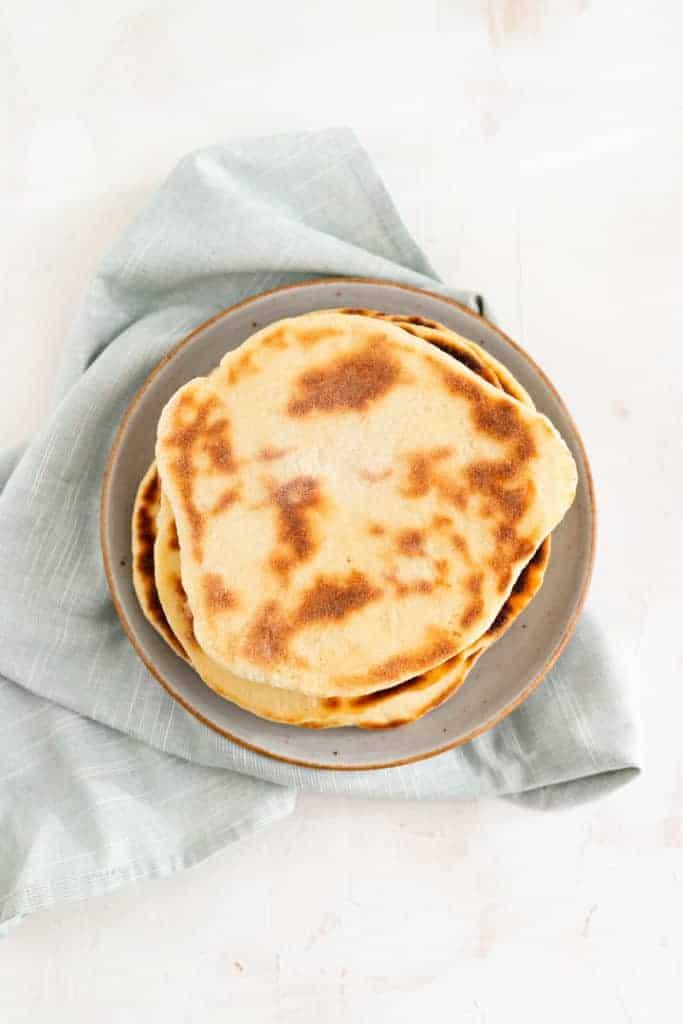 Pita Brot selber machen