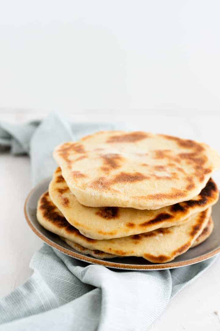Homemade Pita Bread | Recipe