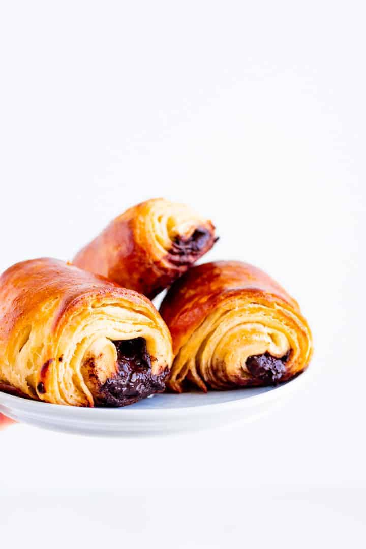 Pain au Chocolat | Aline Made