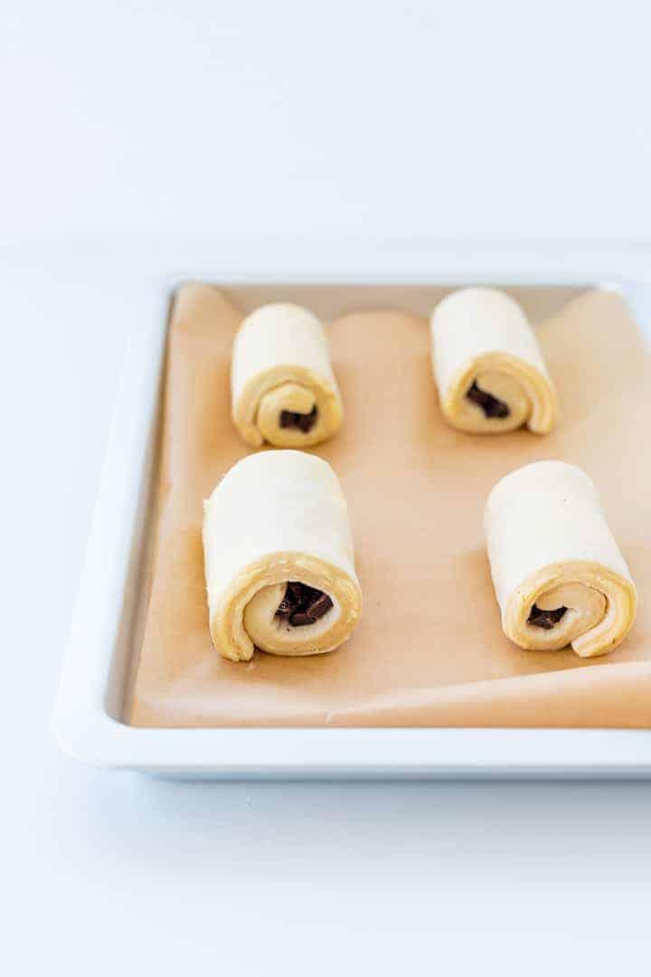 Pain au Chocolat | Dough Rising