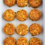 Veggie Patties with Tzatziki Sauce Step 8