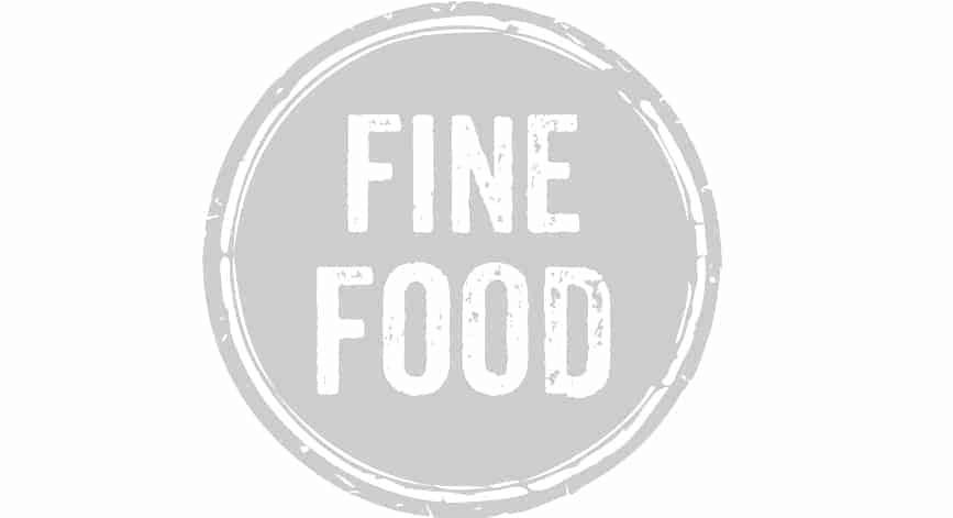 Fine Food Logo Grey