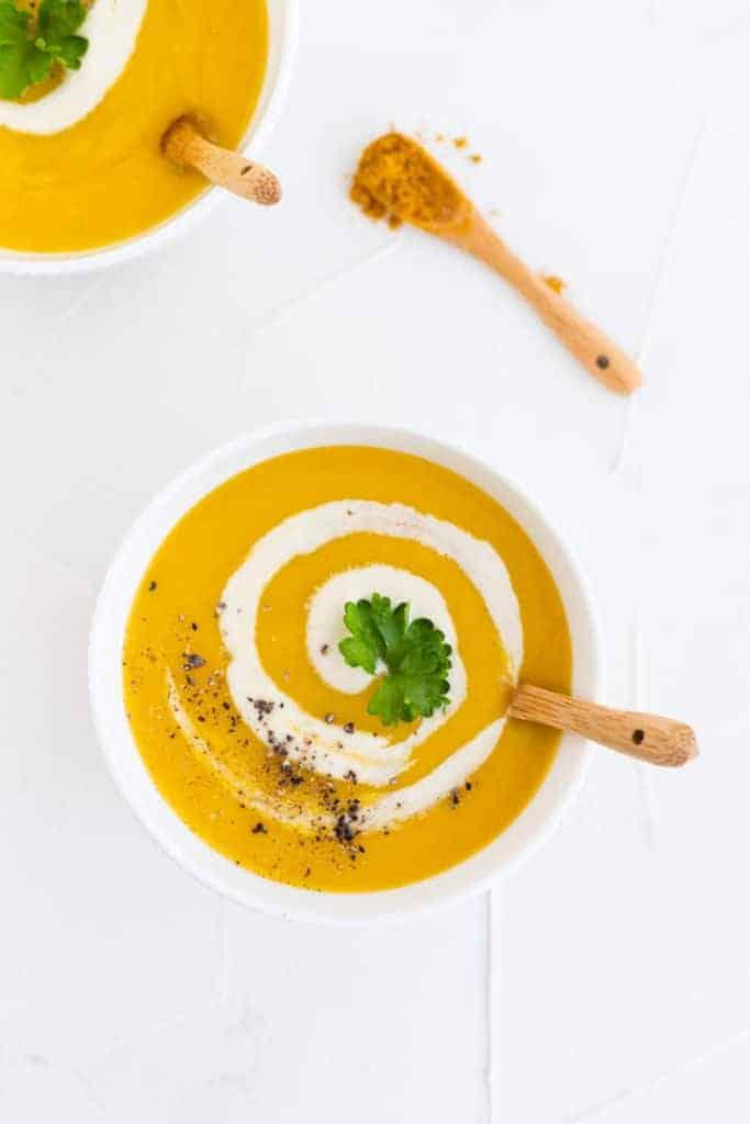 vegane kartoffel lauch suppe