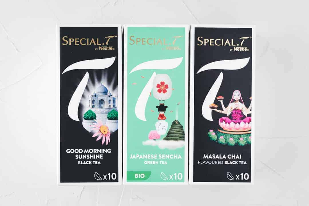 Special.T- Tea Morning Favorites