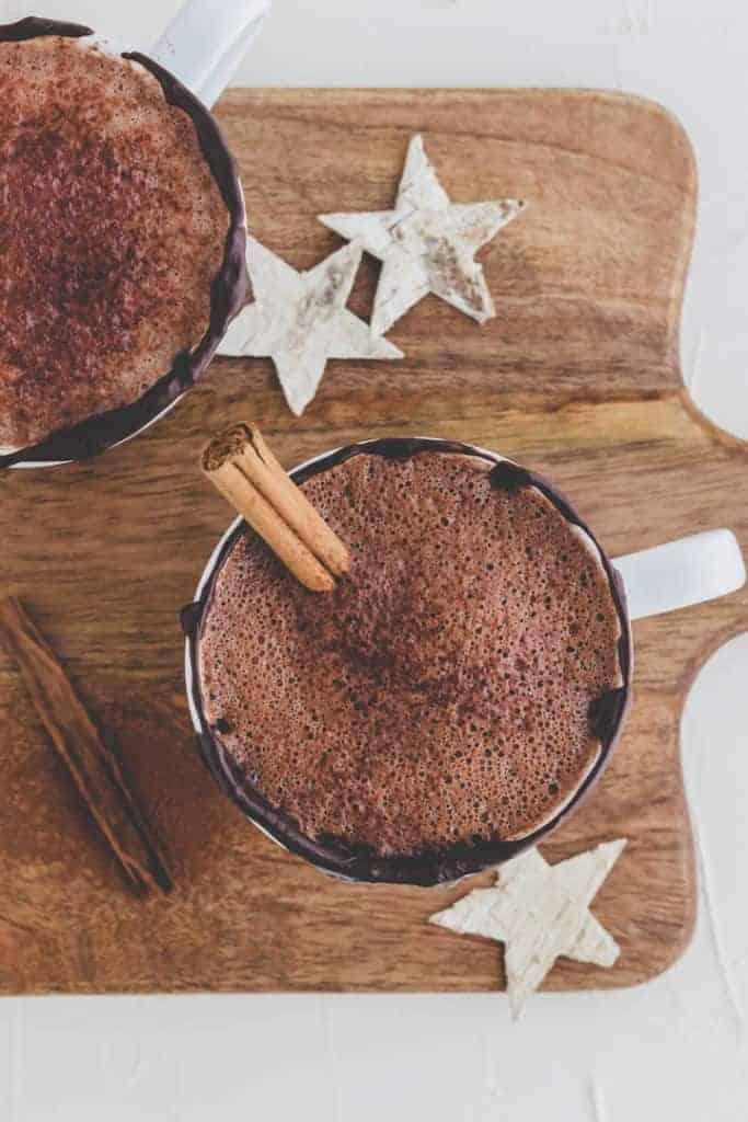 Heisse Schokolade Rezept
