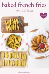 baked french fries pinterest