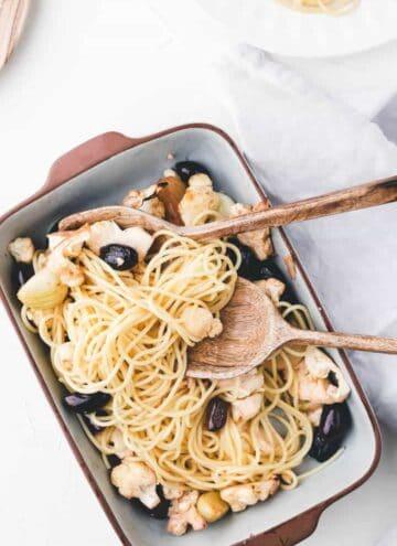 blumenkohl pasta