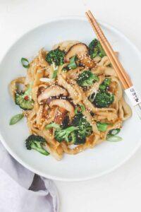 Udon Stir Fry recipe
