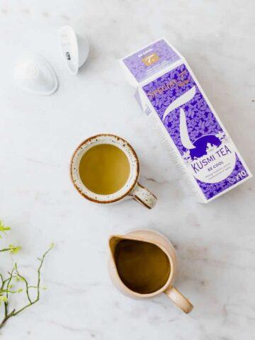 Teezeit mit SPECIAL.T & KUSMI