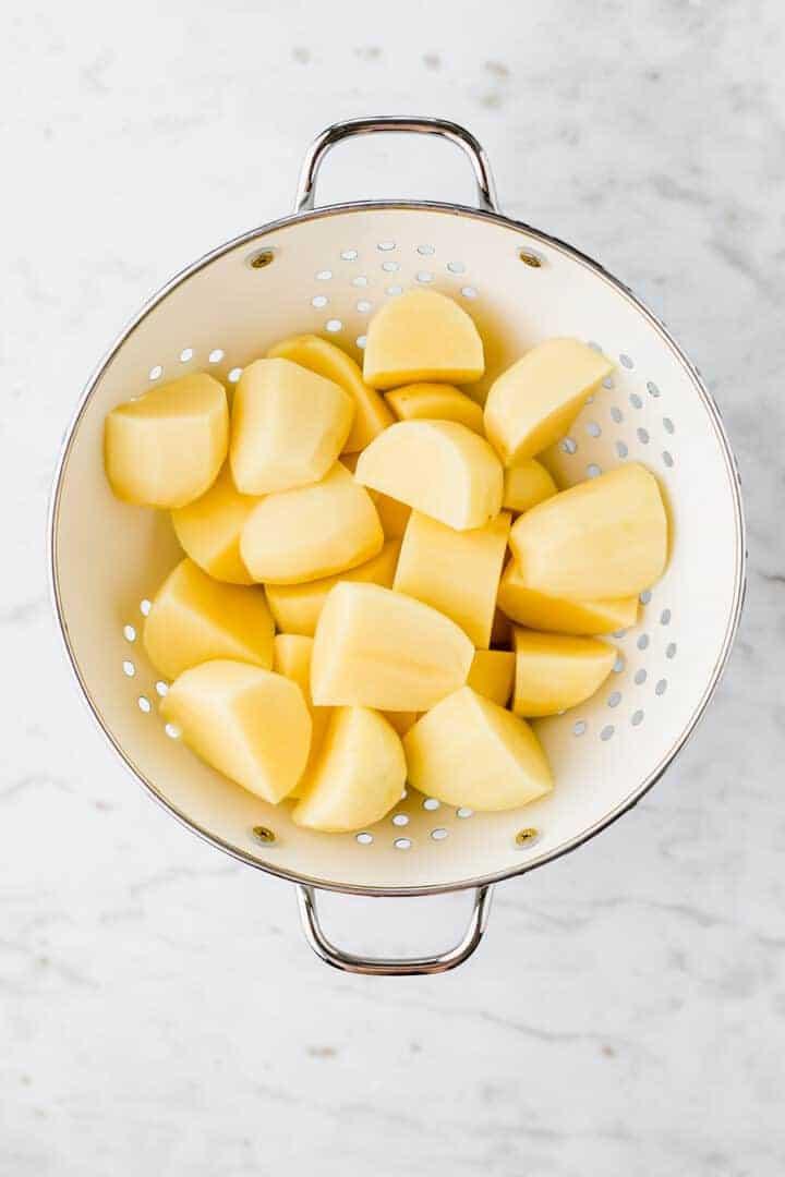 veganer kartoffelbrei rezept schritt 1