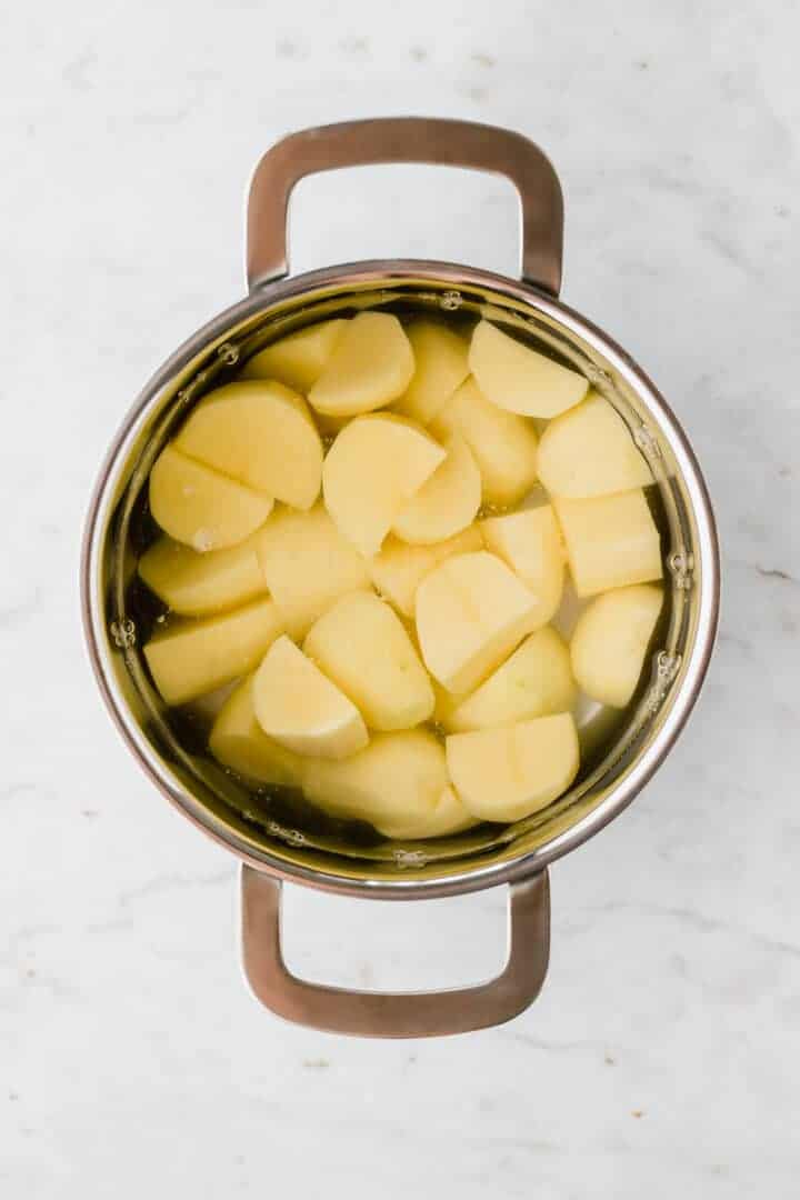 veganer kartoffelbrei rezept schritt 2