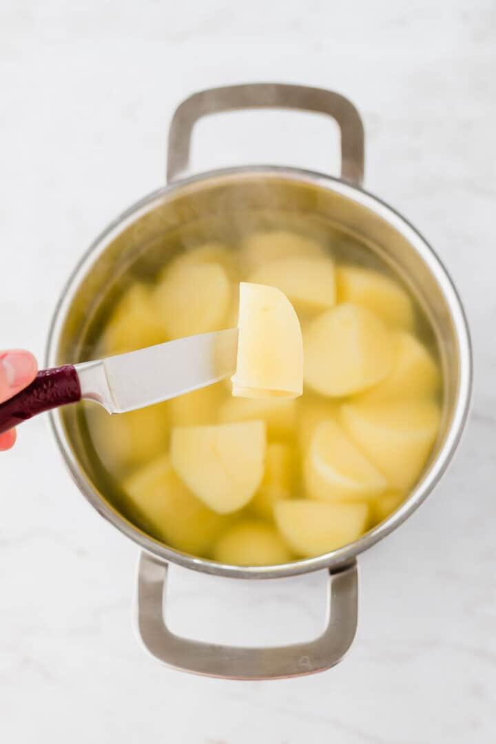 veganer kartoffelbrei rezept schritt 3