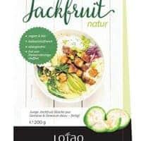 Jackfruit trocken und luftdicht abgepackt