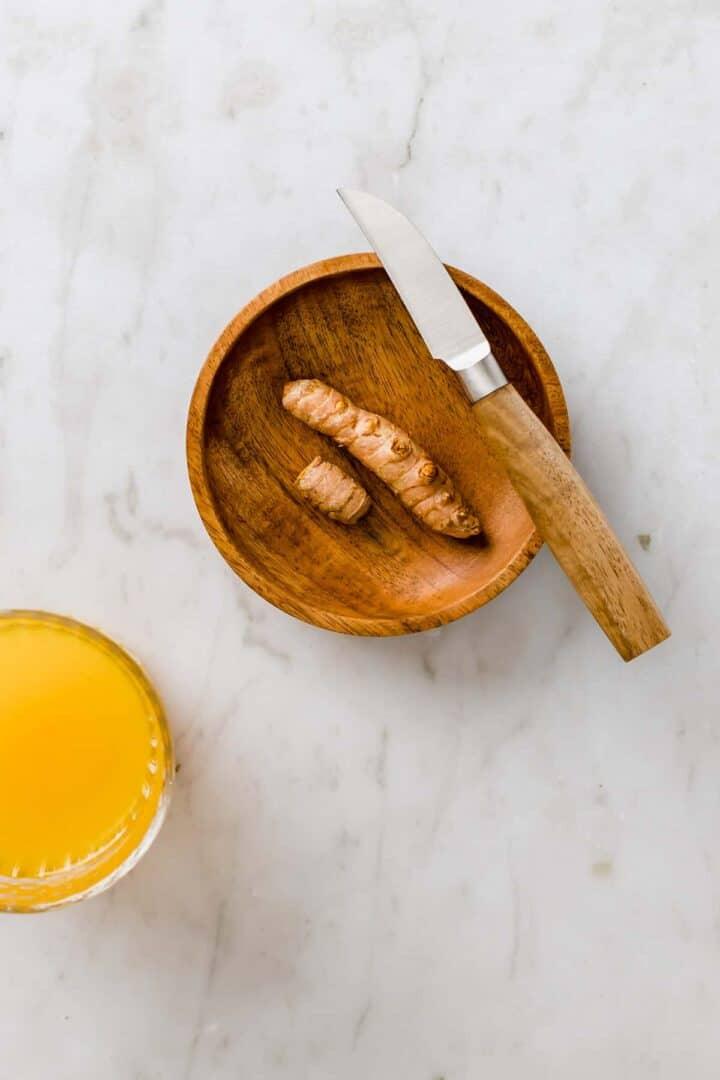 turmeric root next tu turmeric ginger tea
