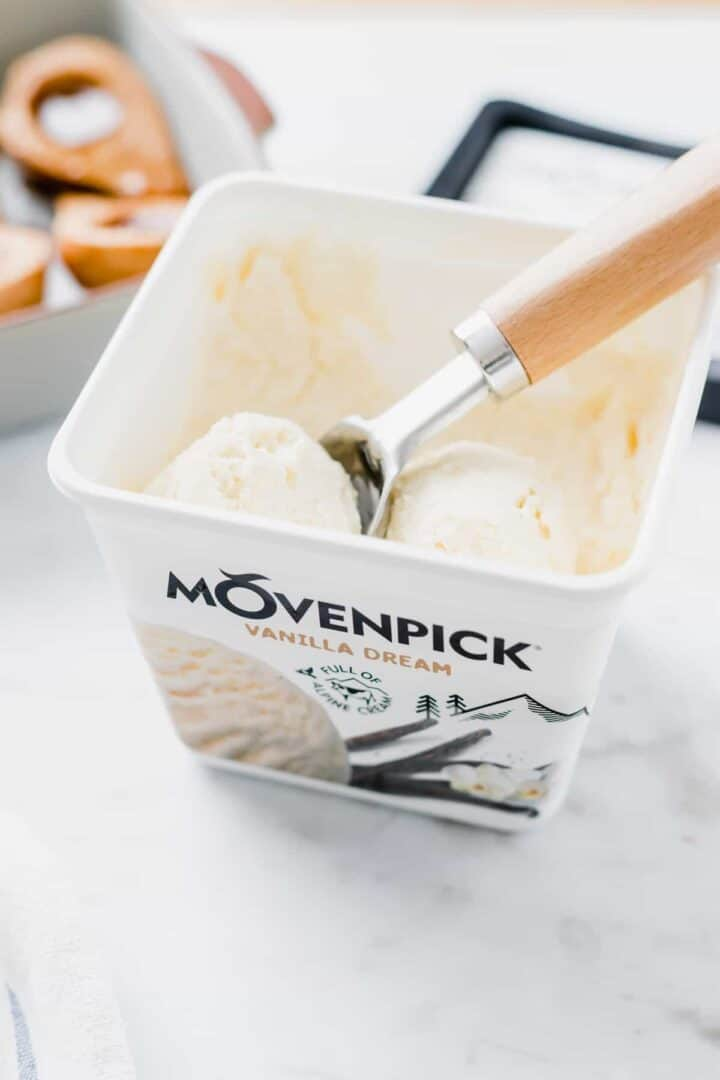 mövenpick vanilla dream ice cream