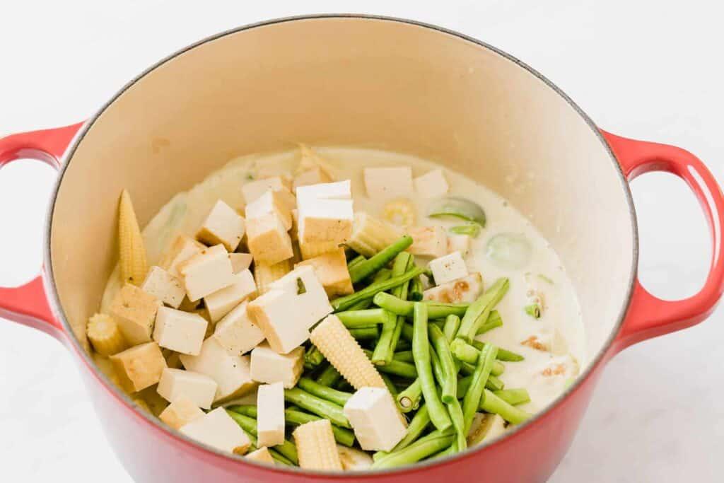 grünes thai curry rezept schritt 4