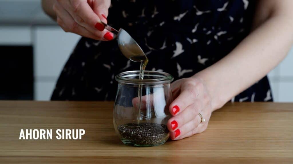 chia pudding rezept schritt 3