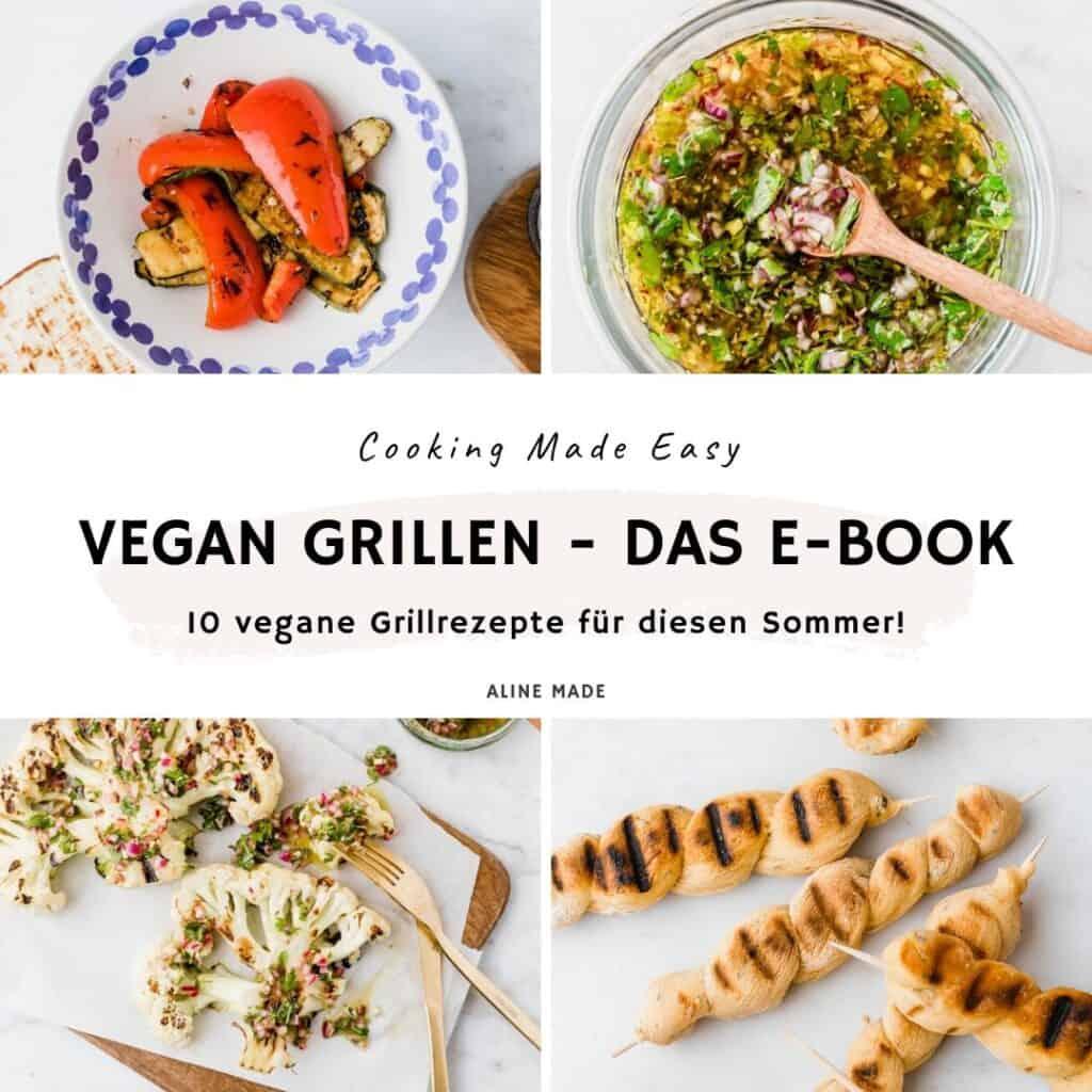 Vegan Grillen - Das E-Book