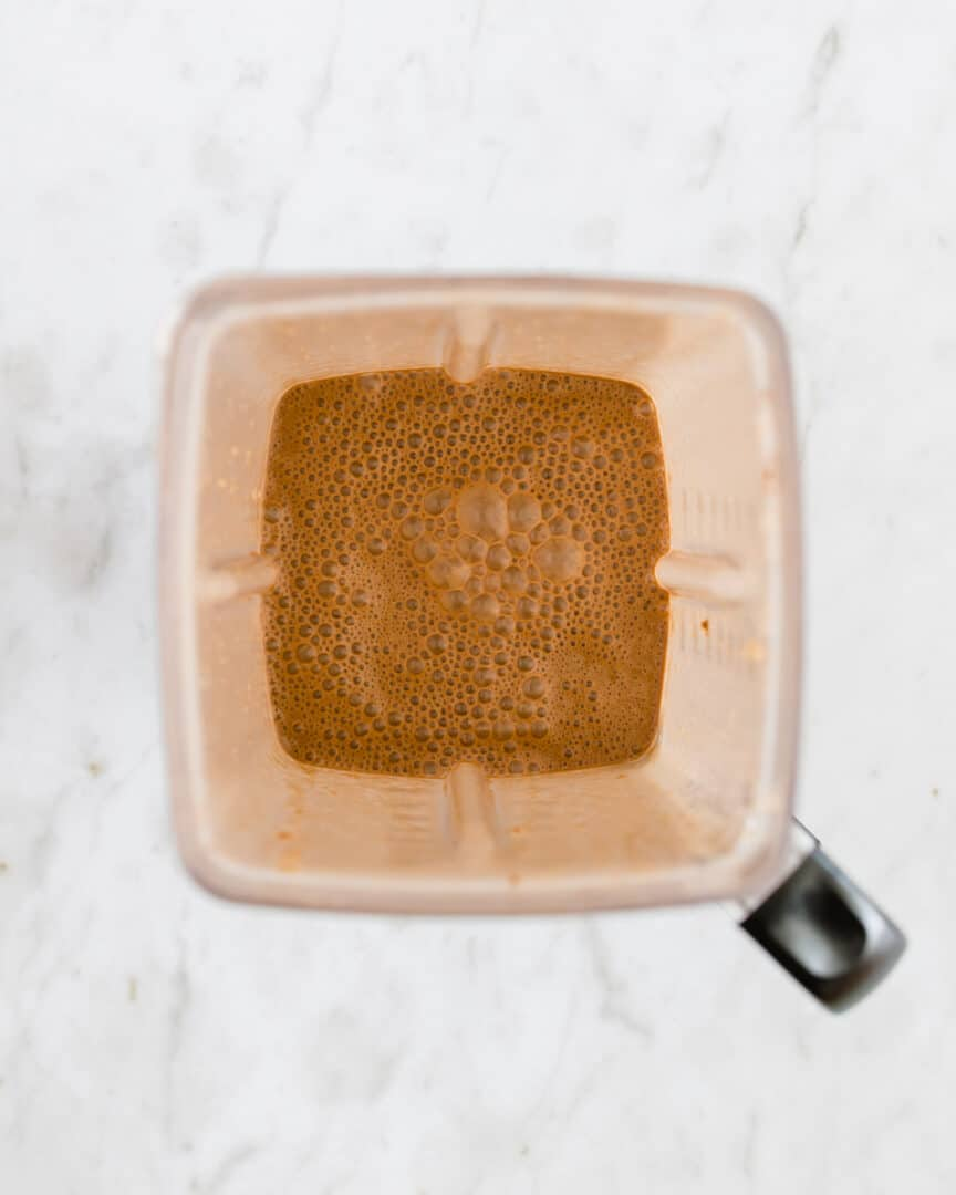 coffee smoothie recipe step 3