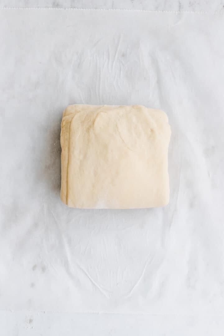 vegan croissant recipe step 12