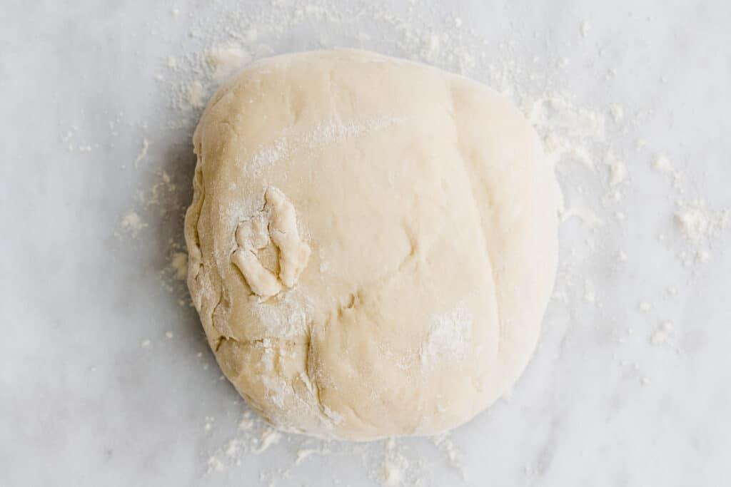 vegan croissant recipe step 4