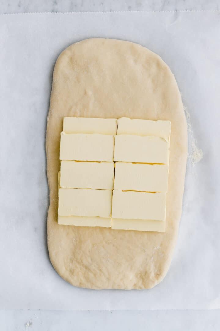 vegan croissant recipe step 6