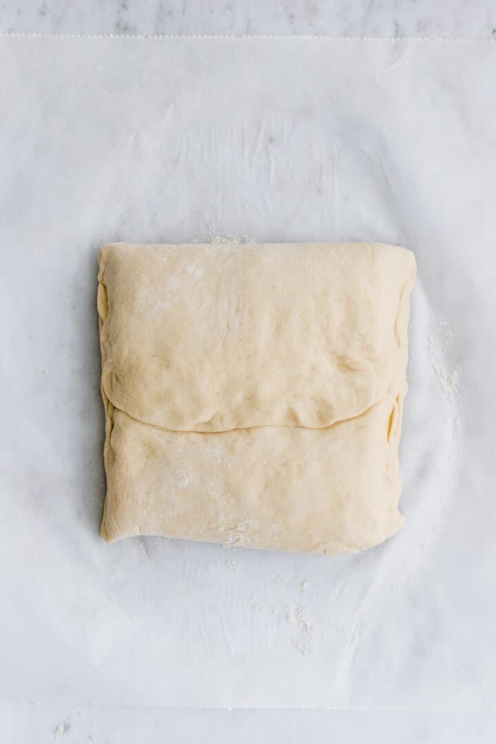vegan croissant recipe step 8