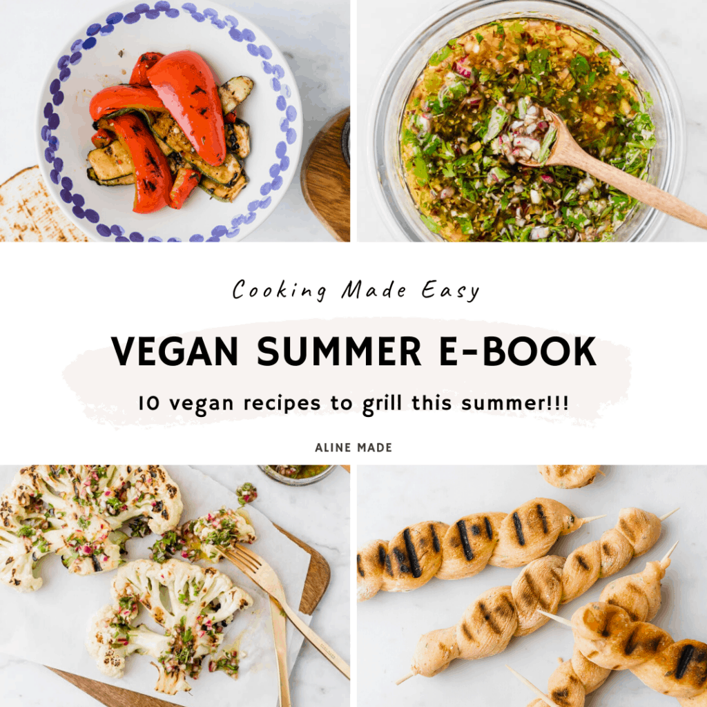 vegan summer e-book