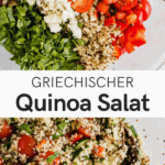 quinoa salat pinterest pin