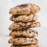 oatmeal cookies pinterest pin