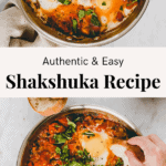 Shakshuka Pinterest Pin