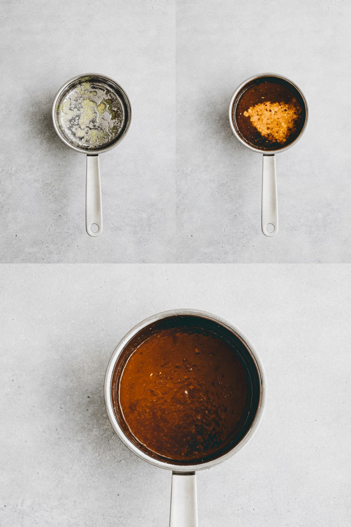 Orange Tofu Recipe Step 4-6