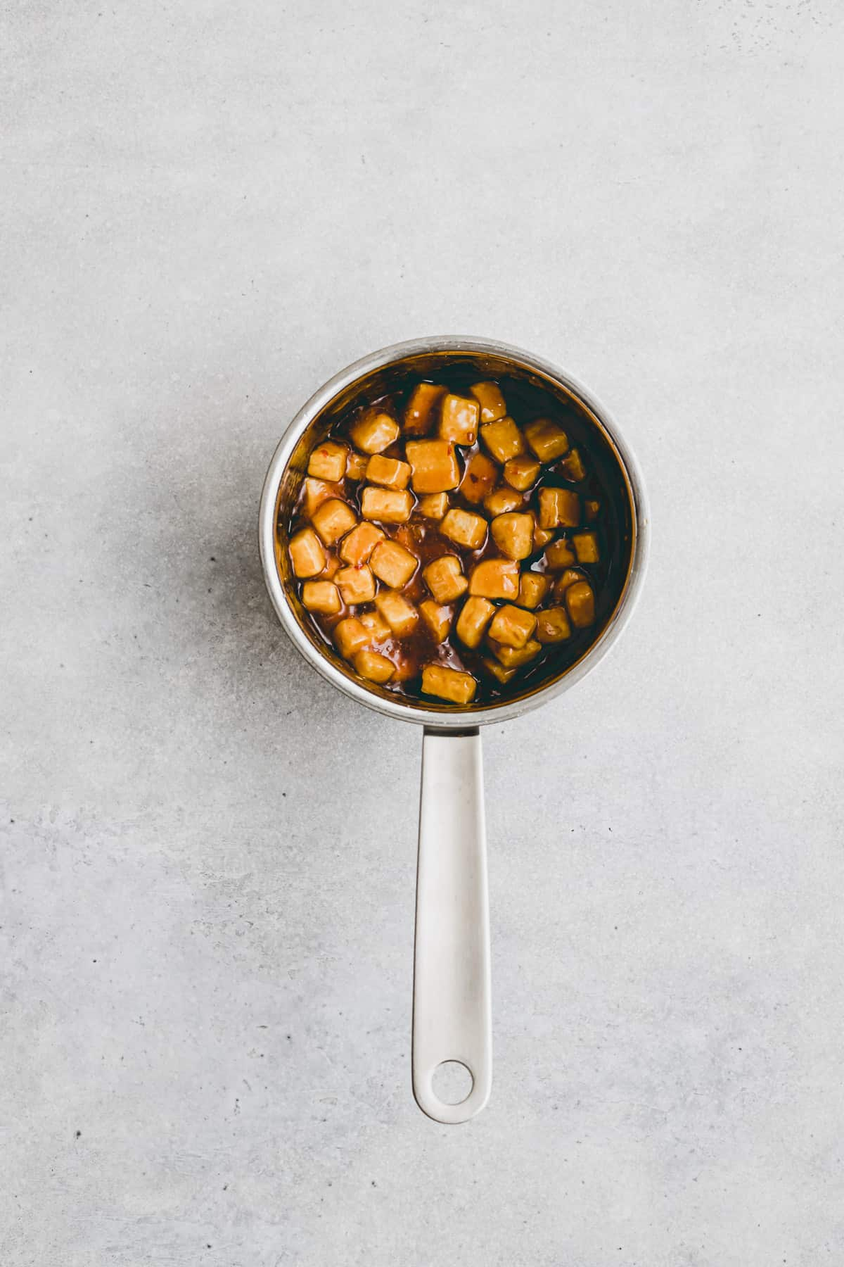 Orange Tofu Recipe Step-7