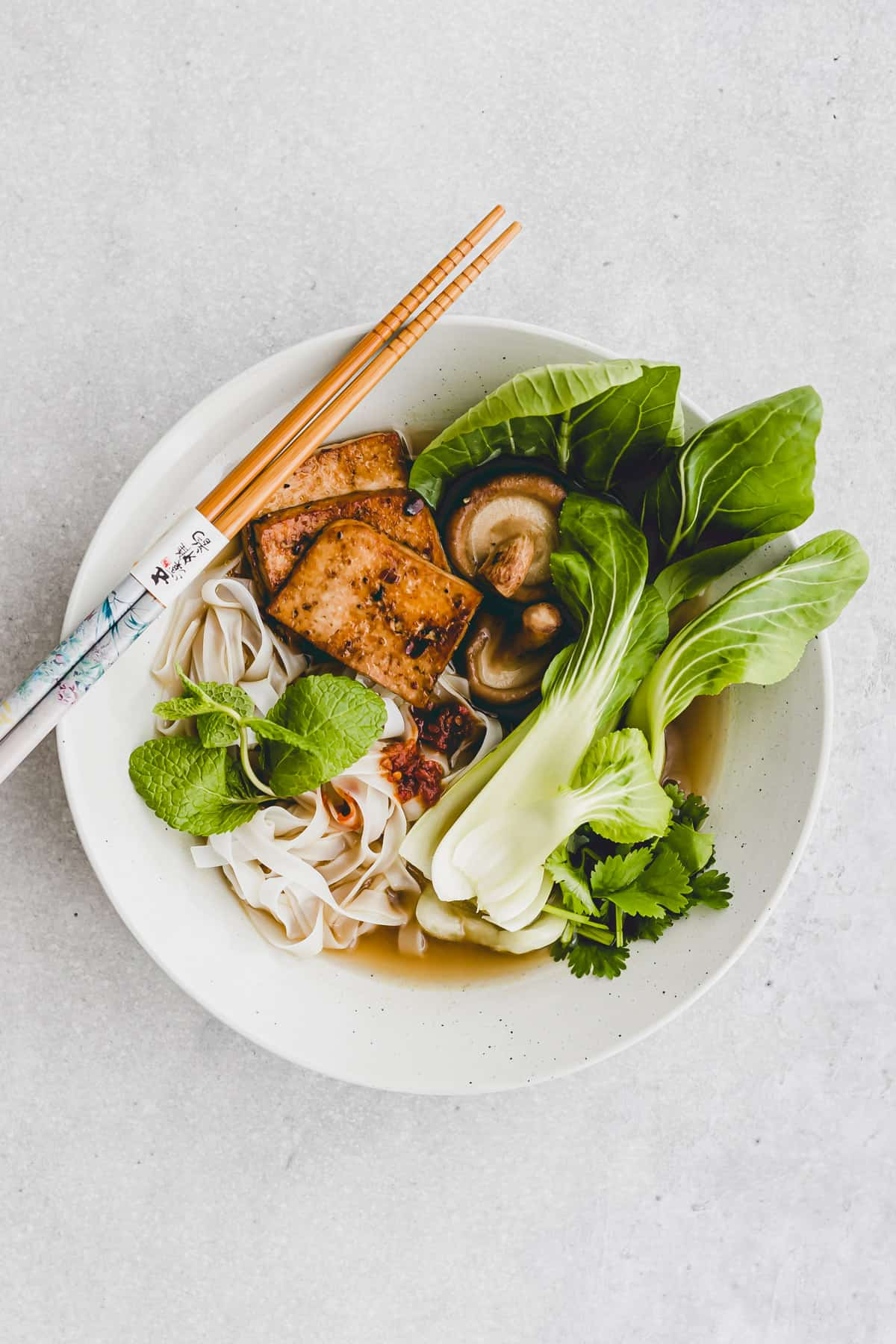 pho soup recipe last step