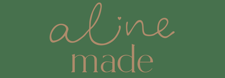 Aline Made logo