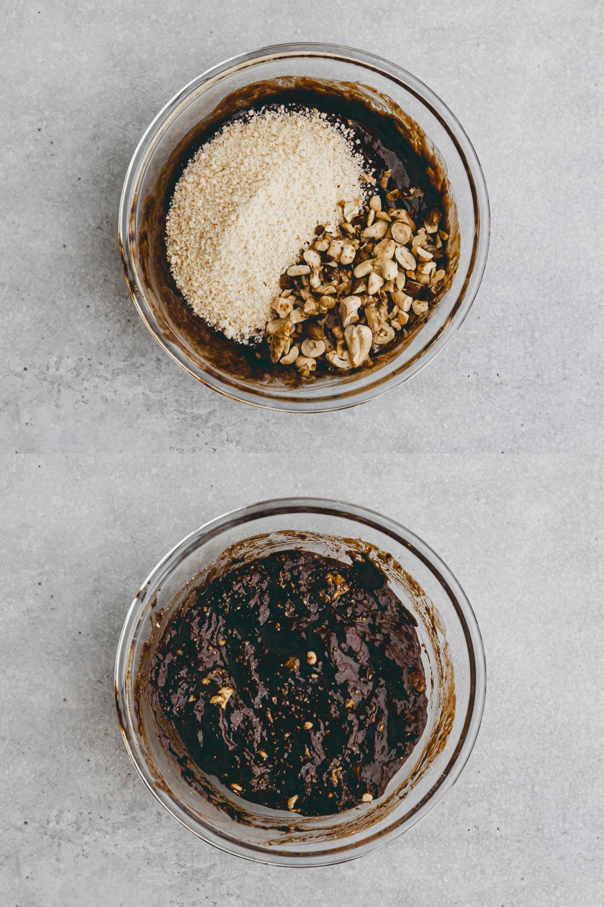 Gesunde Brownies Rezept Schritt-4-5